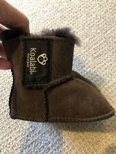 Baby Koalabi Australia UGG Boots 0-6 Months