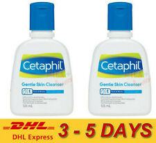 2 x CETAPHIL Gentle Skin Cleanser For All Skin Type will feel great 4FL OZ 125ml