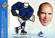 1998-99 UD Choice Bobbing Head #9 Mark Messier