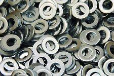 (500) Metric M12 Flat Washers - Zinc Plated 12mm