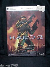 GAMES FOR WINDOWS OFFICIAL GUIDE TO HALO-2 MICROSOFT GAME STUDI0 2007 PAPERBACK