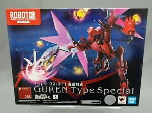 Robot Spirits SIDE KMF Guren Special Type Code Geass Re surrection BANDAI NEW***