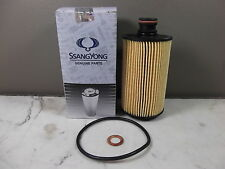 GENUINE SSANGYONG STAVIC MPV A100 SERIES 2.0L TURBO DIESEL ALL MODEL OIL FILTER