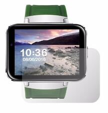 4x Screen Protector Full cover of the glass for Domino DM98 SmartWatch