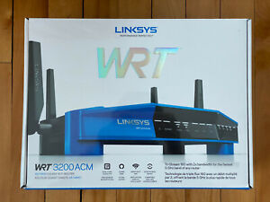 Linksys WRT3200ACM Open Source Dual-Band Gigabit Smart Wireless Router MU-MIMO
