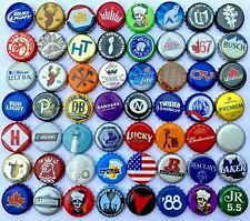 2,000 [Mixed, Assorted] Beer Bottle Caps. Free Global Expedited Shipping -Fast