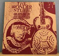 "WONDERSTUFF Golden Green 1989 UK 3-track 12"" vinyl Single  EXCELLENT CONDITION a"