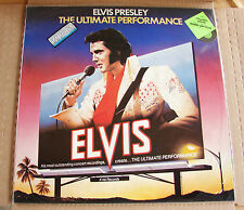Elvis Presley ( ELVIS LIVE ) The Ultimate Performance STILL SEALED * MINT *