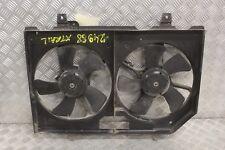 Moteur ventilateur + support - Nissan X-Trail Xtrail 2.2Dci jusqu'à nov. 2007