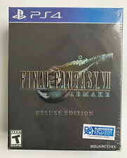 Playstation 4 | Final Fantasy VII Remake Deluxe Edition | IN HAND | NEW