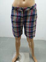 Bermuda GANT donna taglia size S woman pants short pantaloncino P 5878