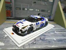 NISSAN GT-R GTR Skyline Nismo GT3 24h Nürburgring 2016 #24 Zakspeed Spark 1:43