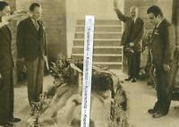München - Krigerdenkmal - Studenten aus der Türkei - um 1935      U 16-27
