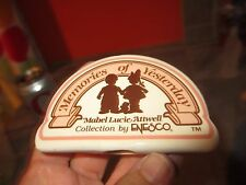 ENESCO Mabel Lucie Attwell MEMORIES OF YESTERDAY Store DISPLAY Sign Figure