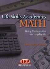Life Skill Academics: Math by Glisan, Ellen Mc Peek