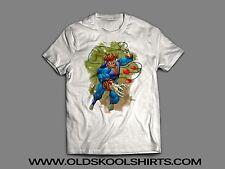 THUNDERCATS RETRO CARTOON *TYGRA* 1980'S *Custom*  Mens T-Shirt *MANY OPTIONS*