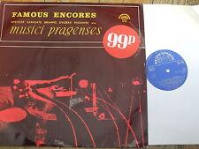 SUA ST 50930 Famous Encores / Musica Pragenses