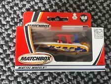 Matchbox Germany 2001 Super Fast series #68 - Speedboot