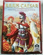 Julius Caesar Board Game, Columbia Games, with Extras