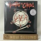 Slayer - Haunting The Chapel Vinyl LP Red White Marbled SEALED LTD 1000