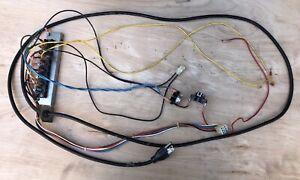 Whitfield Advantage Pellet Stove Original Wire Harness Connectors Sensors Parts