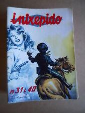 INTREPIDO n°31 1960  [G394B]
