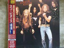 SCORPIONS-Virgin Killer-76/2007 CD MINI LP