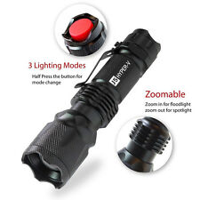 J5 Hyper V Tactical Flashlight - Amazingly Bright 400 Lumen LED Flashlight