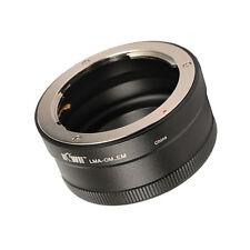 Adapter passt zu Olympus OM Bajonett Objektive an SONY NEX E-Mount Kameras