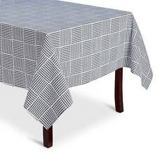 Threshold Rope Print Tablecloth (60x104) and 4 Napkins