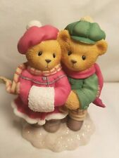 Cherished Teddies Bear Figurine Carlin Janay Count My Blessings Count You Twice