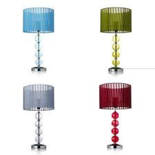 Lampe de table en plastique modernes pour la maison