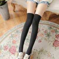 Women Lady Sexy Fashion Mock Fake Pantyhose Stockings Tights Knee High Hosiery
