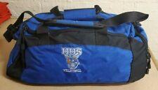 Hillcrest High School Hornets Volleyball Uniform Gear Bag Blue Pre-Owned