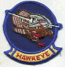 US NAVY PATCH, HAWKEYE
