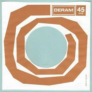 DERAM REPRODUCTION RECORD COMPANY SLEEVES - (pack of 10)