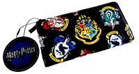 Off. Harry Potter Damen Geldbörse Portemonnaie Clutch Geldbeutel Schwarz Primark