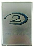 Halo 2 Steelbook Limited Collectors Edition 2-Disc Set NTSC Complete