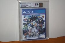 World of Final Fantasy: Day One Edition (PS4) NEW SEALED GEM MINT GOLD VGA 95+!