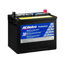 Battery Silver Acdelco Pro 24rps Fits Lexus Ls430