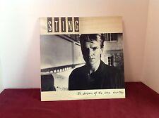 Sting~The Dream Of Blue Turtles~ (NM - ) LP Gatefold Album~1985 ~ A&M ~ SP-3750
