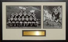 Signed Photos Wests Tigers NRL & Rugby League Memorabilia