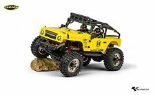 Carson 1:12 Mountain Warrior Sport Crawler 100% rtr amarillo 500404069