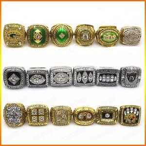 18pcs Championship Ring ////---