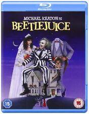 Lottergeist Beetlejuice [Blu-ray] *NEU* DEUTSCH [Region Free] Tim Burton