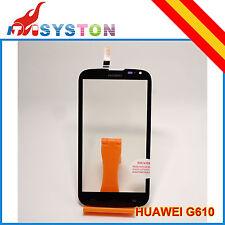 Pantalla Tactil Huawei Ascend G610 G 610 digitalizador y cristal negro negra