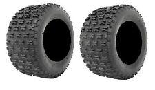 Pair of ITP Holeshot (4ply) ATV Tires Rear 20x11-9 (2) 20-11-9 PAIR NEW ORIGINAL