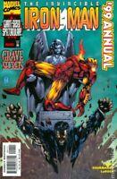 Iron Man Annual Lot (1999 2000 2001) Marvel Comics