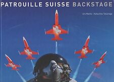Patrouille Suisse Backstage (Swiss Air Force Team, Northrop F-5E Tiger II)