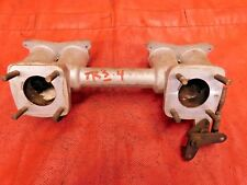 Triumph TR3, TR4, Intake Manifold, Bell Crank Included, 302129, !!